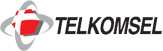logo telkomsel indonesia